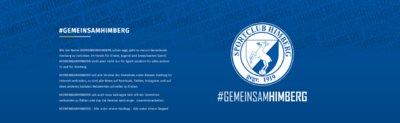 #GEMEINSAMHIMBERG