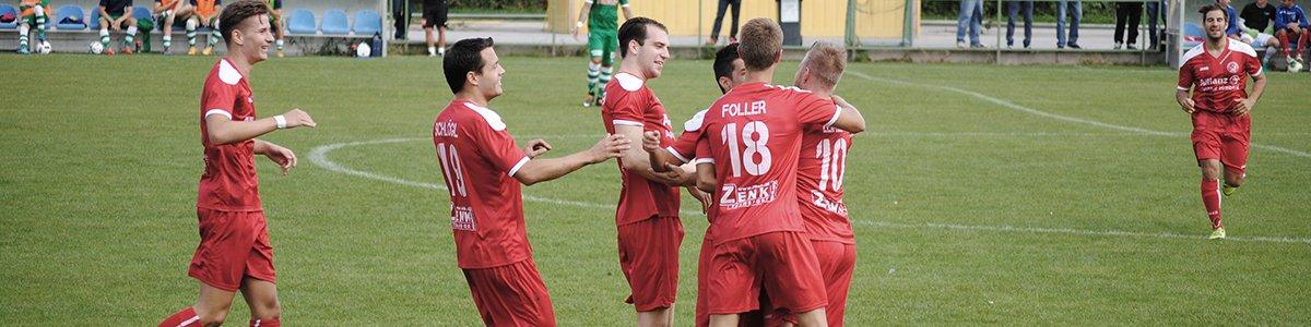 Nächster Heimsieg gegen Perchtoldsdorf